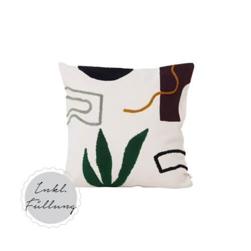 ferm Kissen Mirage Cacti