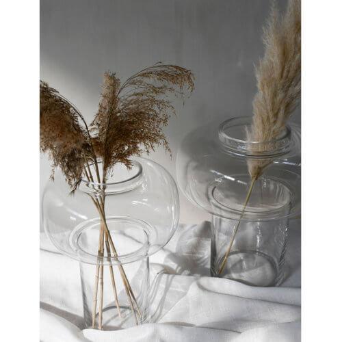 Storefactory Glas-Vase Nybo