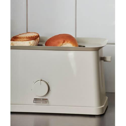 HAY Toaster Sowden Grau