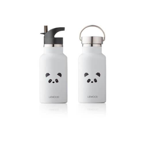 Liewood Thermosflasche Anker Panda Weiß