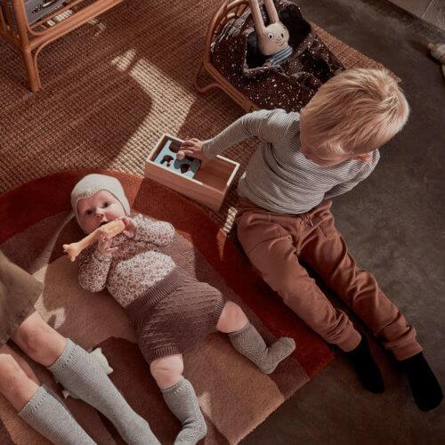 OYOY Spielzeug-Puzzlebox Holz