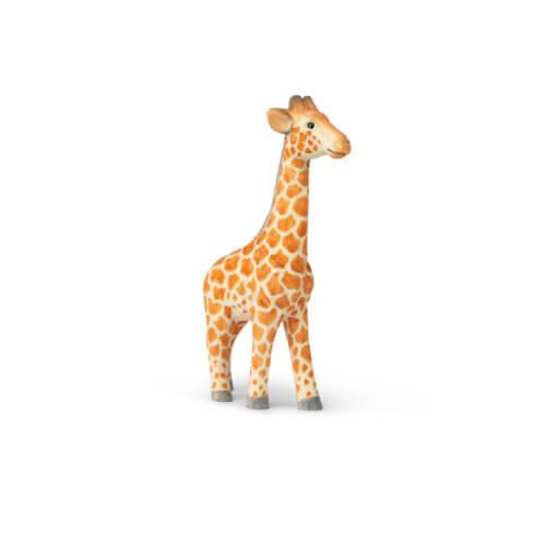 ferm Animal handgeschnitzte Giraffe
