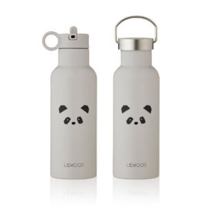 LIEWOOD Thermosflasche Anker Panda Weiß