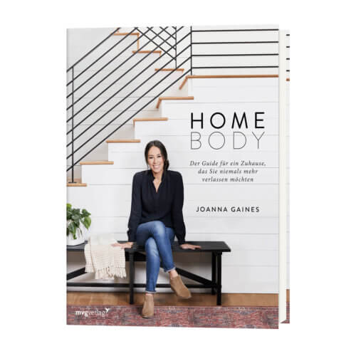 Homebody – Der Guide für ein Zuhause, das Sie niemals mehr verlassen möchten