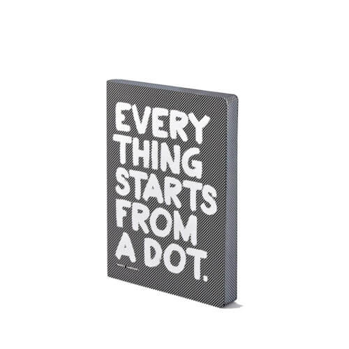 EVERYTHING STARTS FROM A DOT