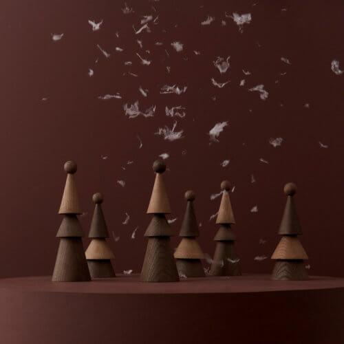 OYOY Weihnachtsbaum Holz M