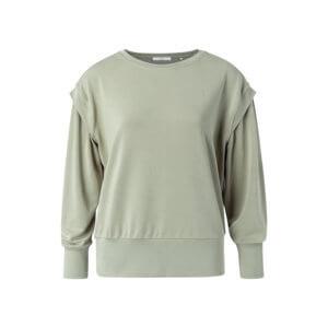 YAYA Modal-Pullover Salbei