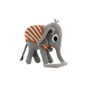 OYOY Kuscheltier Elefant Grau