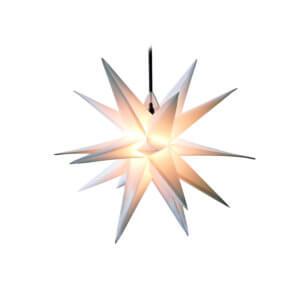 STIL Stern Weiß L Ø 55 cm