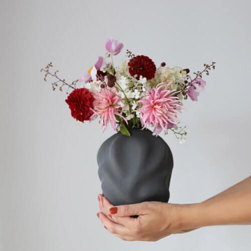 Cooee Vase Drift Pepper S