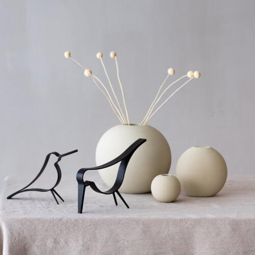 Cooee Vase Pastille Beige S