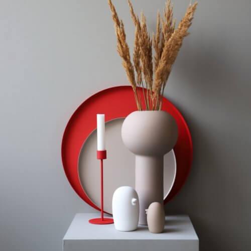 Cooee Keramik-Vogel