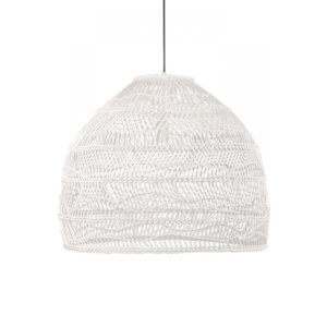 HKLiving Lampe Weiß