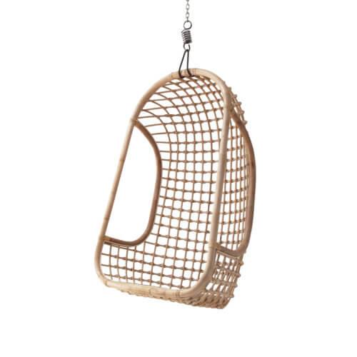 HK Living Hanging Chair Natur