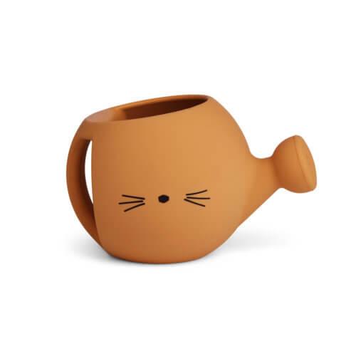 LIEWOOD Gießkanne Katze Mustard