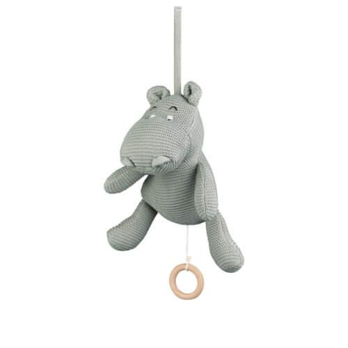 LIEWOOD Spieluhr Hippo