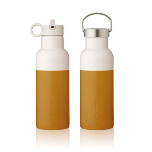 LIEWOOD Wasserflasche Neo Mustard