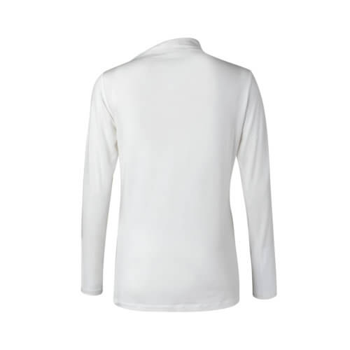 YAYA Lycell-Shirt Weiß