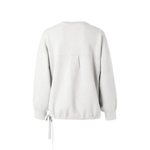 YAYA Sweater Weiß