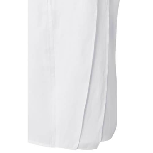 YAYA Rüschen-Shirt Weiß