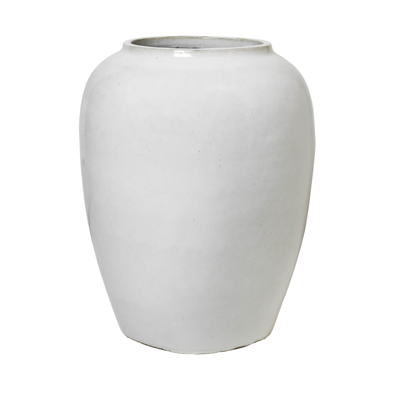 Broste Copenhagen Boden Vase Off White