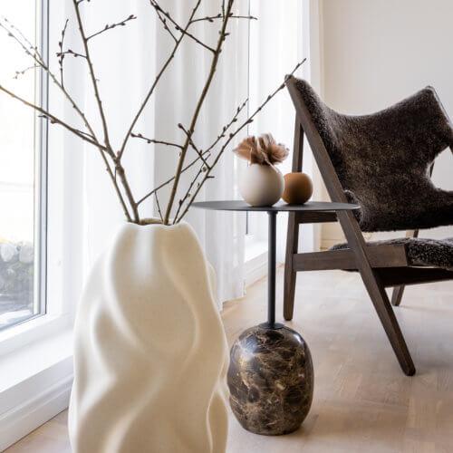 Cooee Drift Boden-Vase Vanilla XL