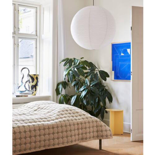 HAY Papier-Lampenschirm Weiß