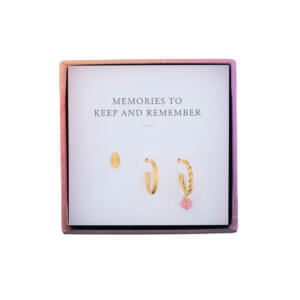 Pernille Corydon Daydream Ohrring Box