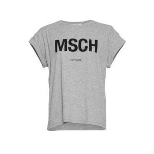Moss Copenhagen Shirt Alva Grau