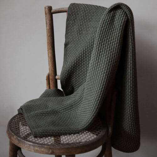 Storefactory Knitted-Decke Grau