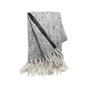 CozyLiving Decke Mathea Kit-Black